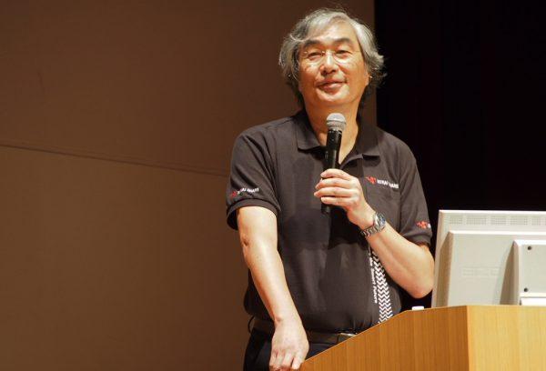 【CEDEC2019】中島秀之氏 基調講演:環境との相互作用を取り込む予期知能が、機械学習の課題を解決に導く