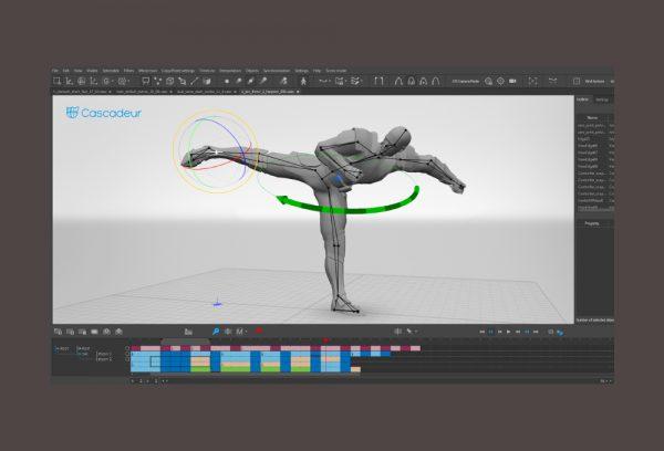 CGへの扉 Vol.11:動き、ダンスに新しい要素を加えるAIの役目