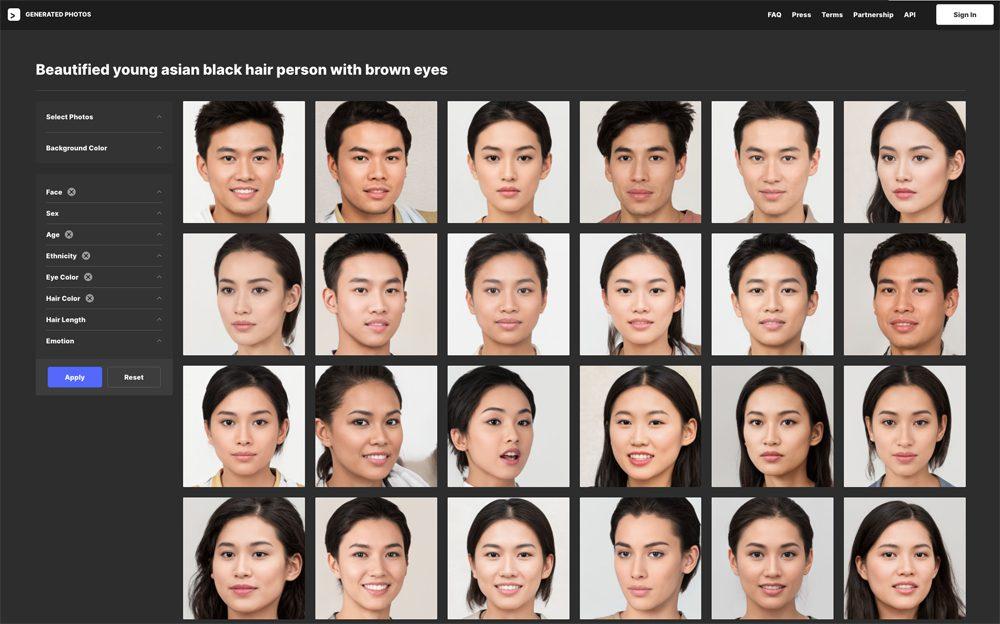 CGへの扉 Vol.14:AIが生み出す顔と人間の表情