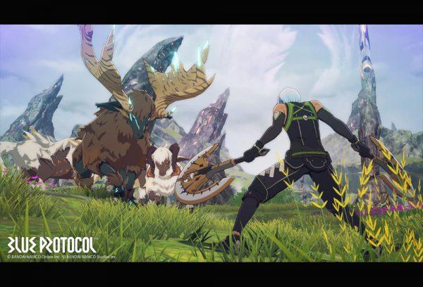 【CEDEC2020】オンラインゲーム『BLUE PROTOCOL』で敵AIにパーティを組ませる方法