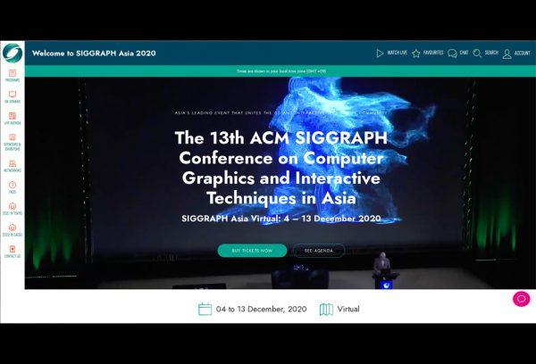 CGへの扉 Vol.21:人工知能+3DCGの最新論文をまとめて紹介 #SIGGRAPHAsia2020