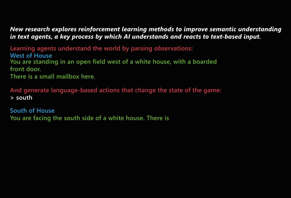 無数の可能性から最適な行動を選ぶ。『Zork』プレイAIに見る言語的世界との新たな相互作用