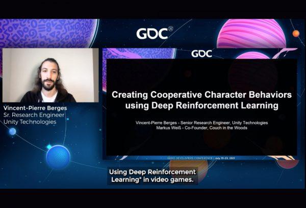 【GDC 2021】マルチエージェント強化学習における協調行動の5つの特徴